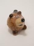 Сувенир - керамика, Ежик с грибами № 62 - 168832