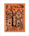 Suvenirs-magnets-keramika Riga 2-006