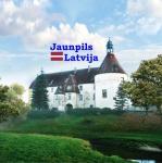 Suvenirs-magnets-Jaunpils 48x48 vinil