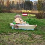 Suvenirs-magnets-Kandava 48x48 vinil