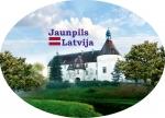 Suvenirs-magnets-Jaunpils 70x45 attaisamais