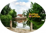 Suvenirs-magnets-Kuldiga 70x45 metals