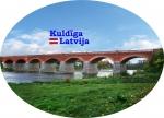 Suvenirs-magnets-Kuldiga 80x57 vinils