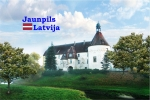 Suvenirs-magnets-Jaunpils86x56 vinils PVC