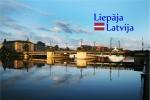 Suvenirs-magnets-Liepaja 86x56 vinils PVC