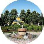Suvenirs-magnets-Ventspils 56(diam) piek.-attaisamais