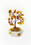 Сувенир - янтарное дерево74799